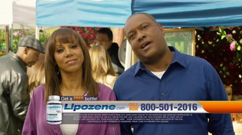 Lipozene TV Spot, 'Losing a Lot' Feat. Holly Robinson Peete, Rodney Peete