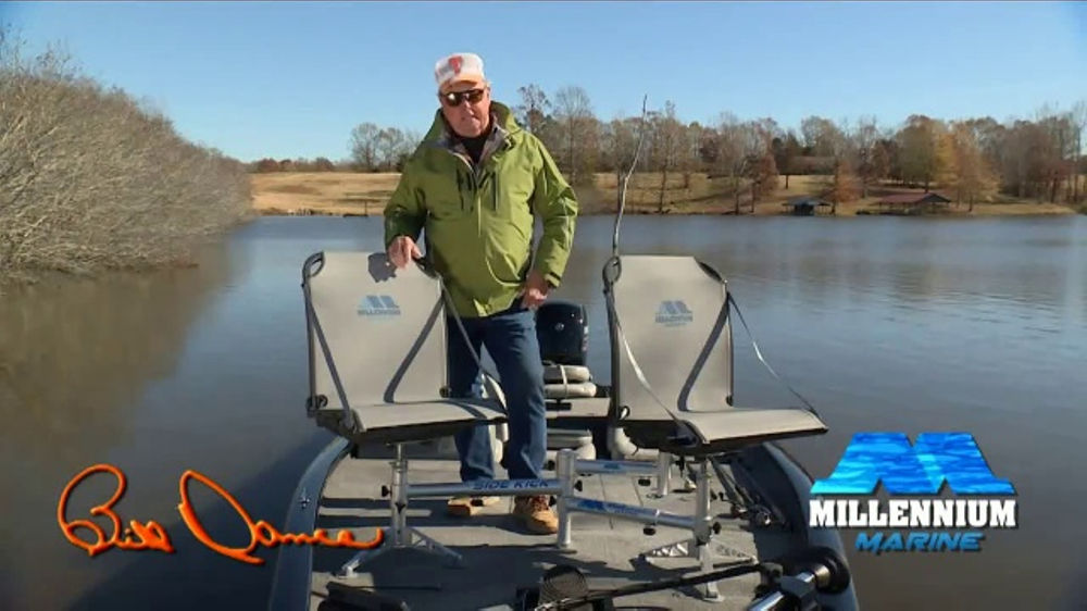 Millennium Marine Fishing Double Seat Tv Commercial New