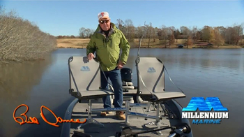 Millennium Marine Fishing Double Seat TV Spot, 'New Ideas' Feat. Bill Dance