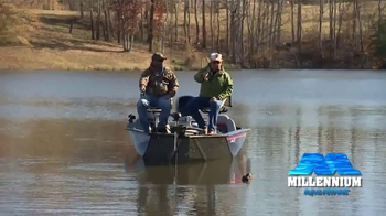 Millennium Marine Fishing Double Seat TV Spot, 'New Ideas' Feat. Bill Dance - Thumbnail 2