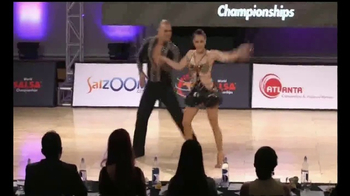 World Salsa Championships Store TV Spot, 'Productos oficiales' [Spanish]