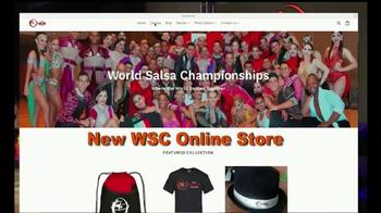 World Salsa Championships Store TV Spot, 'Productos oficiales' [Spanish] - Thumbnail 2