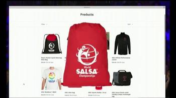 World Salsa Championships Store TV Spot, 'Productos oficiales' [Spanish] - Thumbnail 4