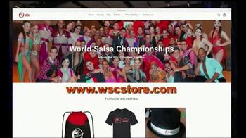 World Salsa Championships Store TV Spot, 'Productos oficiales' [Spanish] - Thumbnail 5