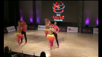 World Salsa Championships Store TV Spot, 'Productos oficiales' [Spanish] - Thumbnail 6