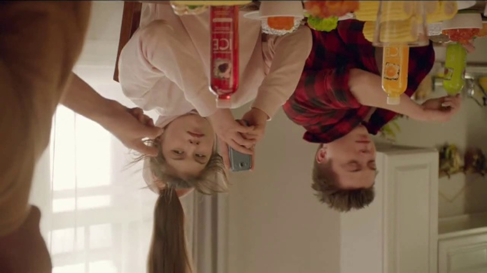 Sparkling Ice TV Commercial, 'Giving You the Business: Upside Down'