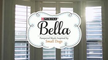 Purina Bella Dog Food TV Spot, 'Pampered Meals' - Thumbnail 1
