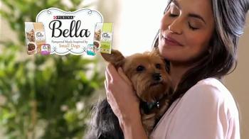 Purina Bella Dog Food TV Spot, 'Pampered Meals' - Thumbnail 8