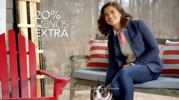 Macy's La Venta del Día de los Presidentes TV Spot, 'Cama y baño' [Spanish] - Thumbnail 2