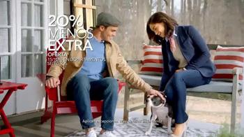Macy's La Venta del Día de los Presidentes TV Spot, 'Cama y baño' [Spanish] - Thumbnail 3