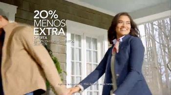 Macy's La Venta del Día de los Presidentes TV Spot, 'Cama y baño' [Spanish] - Thumbnail 4