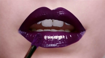 L'Oreal Paris Infallible Lip Paints TV Spot, 'Alto impacto' [Spanish] - Thumbnail 5