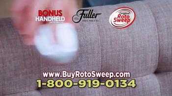 Fuller Brush Company Roto Sweep TV Spot, 'Triple Rotating Brushes' - Thumbnail 7