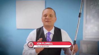 Fuller Brush Company Roto Sweep TV Spot, 'Triple Rotating Brushes' - Thumbnail 1