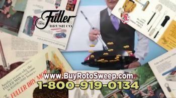 Fuller Brush Company Roto Sweep TV Spot, 'Triple Rotating Brushes' - Thumbnail 6