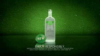 Absolut Lime TV Spot, 'Have A Lime Drop' - Thumbnail 7