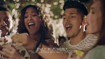 Absolut Lime TV Spot, 'Have A Lime Drop' - Thumbnail 6