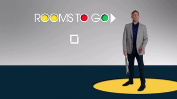 Rooms to Go Presidents Day Weekend TV Spot, 'Giant Values' - Thumbnail 1