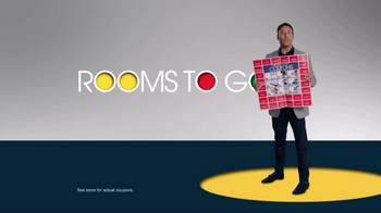 Rooms to Go Presidents Day Weekend TV Spot, 'Giant Values' - Thumbnail 8