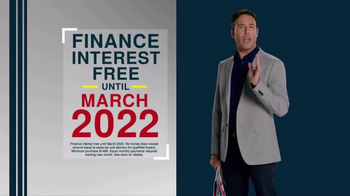 Rooms to Go Presidents Day Weekend TV Spot, 'Giant Values' - Thumbnail 9