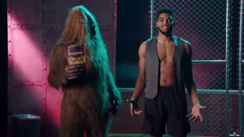 Jack Link's TV Spot, 'SasquatchWorkout: Vest' Featuring Karl-Anthony Towns - 898 commercial airings