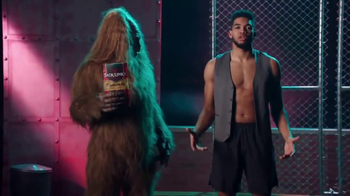 Jack Link's TV Spot, 'SasquatchWorkout: Vest' Featuring Karl-Anthony Towns - Thumbnail 4