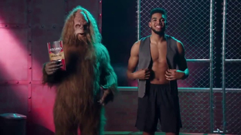 Jack Link's TV Spot, 'SasquatchWorkout: Vest' Featuring Karl-Anthony Towns - Thumbnail 6