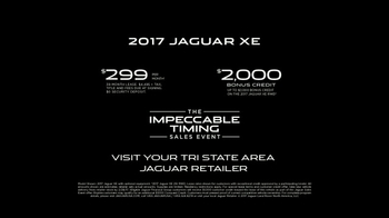 Jaguar Impeccable Timing Sales Event TV Spot, 'Adapt' [T2] - Thumbnail 5