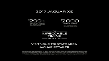 Jaguar Impeccable Timing Sales Event TV Spot, 'Adapt' [T2] - Thumbnail 4