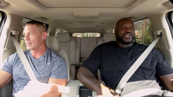 Apple Music TV TV Spot, 'Carpool Karaoke' Featuring James Corden - 2 commercial airings
