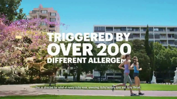 Claritin TV Spot, 'Triggers' - 9489 commercial airings