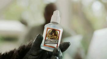 Clear Gorilla Glue TV Spot, 'Search' - Thumbnail 5