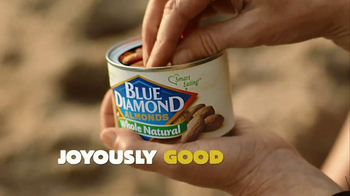 Blue Diamond Almonds TV Spot, 'Beach' - Thumbnail 3