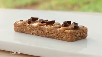 Kashi Chewy Nut Butter Bar TV Spot, 'Support American Farmers' - Thumbnail 2
