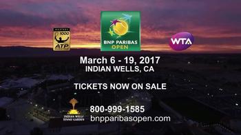 2017 BNP Paribas Open TV Spot, 'Indian Wells' - Thumbnail 9