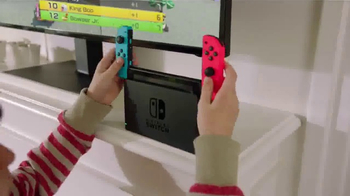 Nintendo Switch TV Spot, 'Play Together' - Thumbnail 4