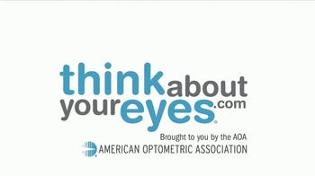 American Optometric Association TV Spot, 'Windows to Your Health' - Thumbnail 9