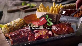 Chili's Smokehouse Combo TV Spot, 'Amante de la carne' [Spanish] - Thumbnail 8