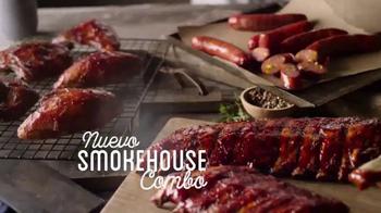 Chili's Smokehouse Combo TV Spot, 'Amante de la carne' [Spanish] - Thumbnail 2