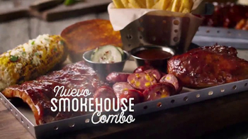 Chili's Smokehouse Combo TV Spot, 'Amante de la carne' [Spanish] - 607 commercial airings