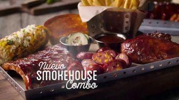 Chili's Smokehouse Combo TV Spot, 'Amante de la carne' [Spanish] - 607 commercial airings