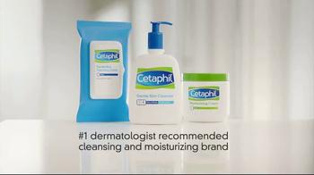 Cetaphil Gentle Skin Cleanser TV Spot, 'Healthy Skin' - Thumbnail 6