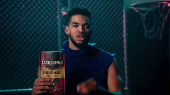 Jack Link's TV Spot, 'SasquatchWorkout: Workin' Out' Ft. Karl Anthony-Towns - Thumbnail 8