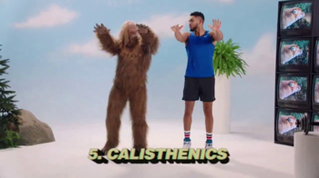 Jack Link's TV Spot, 'SasquatchWorkout: Workin' Out' Ft. Karl Anthony-Towns - Thumbnail 5