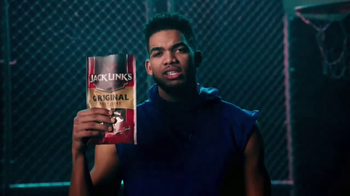 Jack Link's TV Spot, 'SasquatchWorkout: Workin' Out' Ft. Karl Anthony-Towns - Thumbnail 7