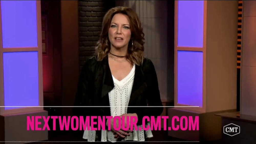 CMT 2017 Next Women of Country Tour TV Commercial, 'Love Unleashed Tour'