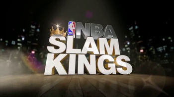 Go90 TV Spot, 'NBA Slam Kings' - 17 commercial airings