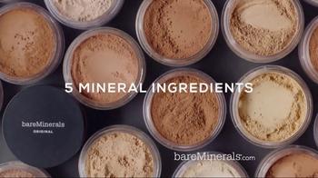Bare Minerals Original TV Spot, 'Natural' - Thumbnail 3