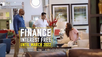Rooms to Go Presidents Day Sale TV Spot, 'Great Savings' - Thumbnail 4