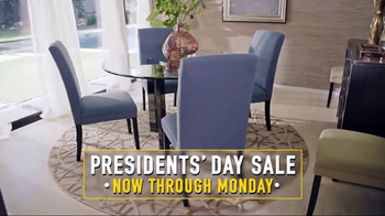 Rooms to Go Presidents Day Sale TV Spot, 'Great Savings' - Thumbnail 7